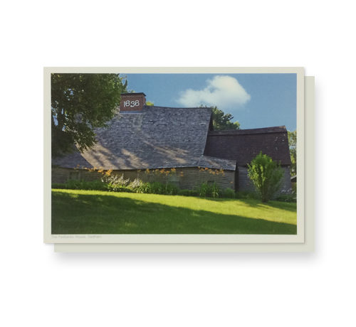 Fairbanks House - Notecard