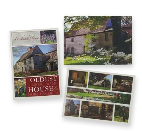 Fairbanks House - Postcards