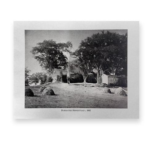 Fairbanks House - Print