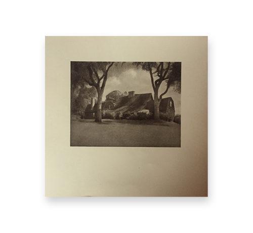 Fairbanks House - Print of North Side