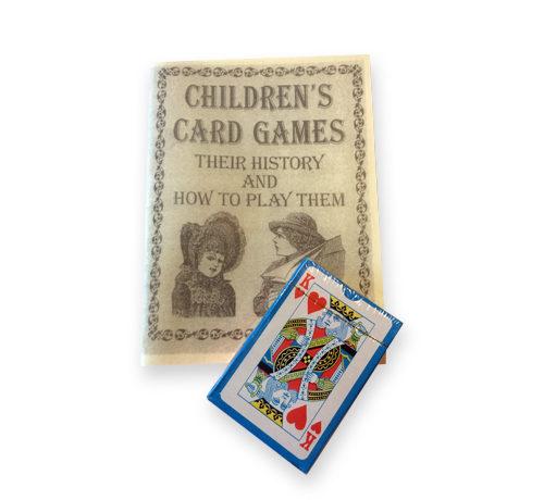 Fairbanks House - Card Games