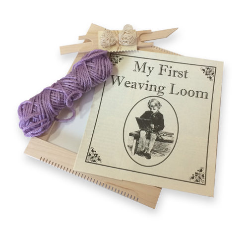 Fairbanks House - Weaving Loom