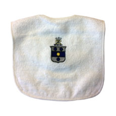 Fairbanks Crest Baby Bib