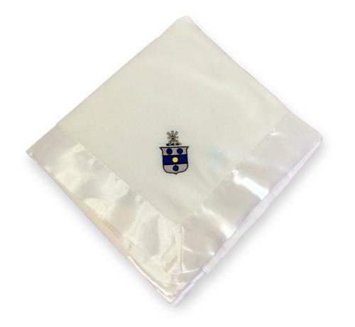 Fairbanks Crest Baby Blanket