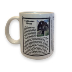 Fairbanks House - Mug