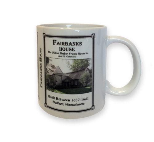 Fairbanks House - Mug
