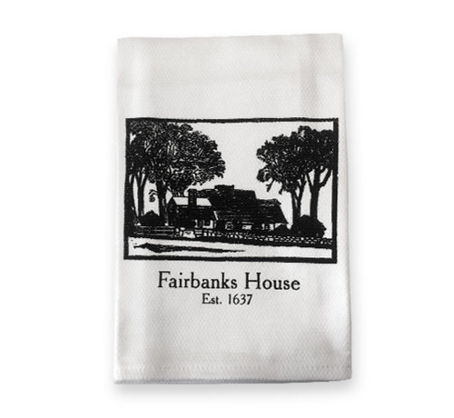 Fairbanks House - Tea Towel