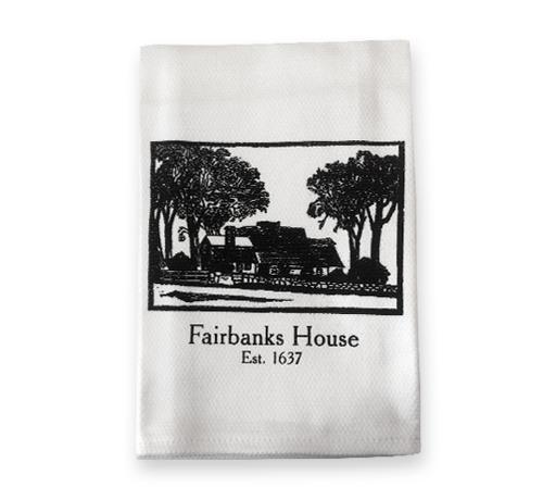 Fairbanks House - Tea Towel