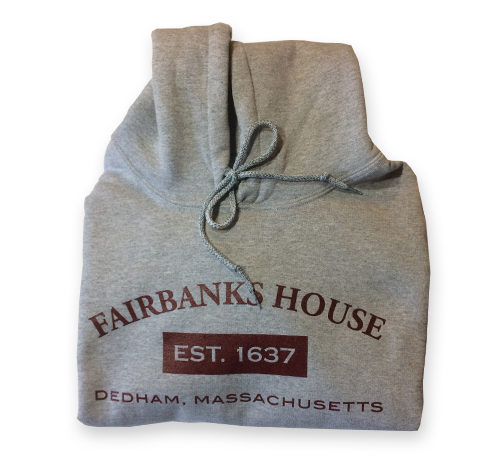 Fairbanks House Hooded Sweatshirt
