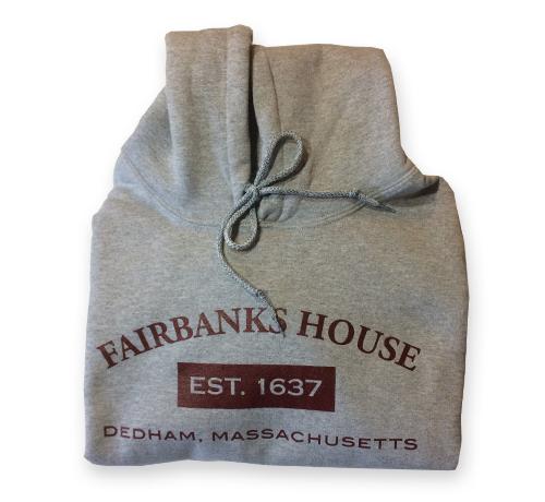 Fairbanks House Hooded Sweatshirt