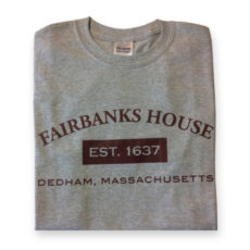 Fairbanks House - T Shirt