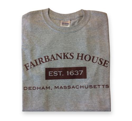 Fairbanks House - T Shirt