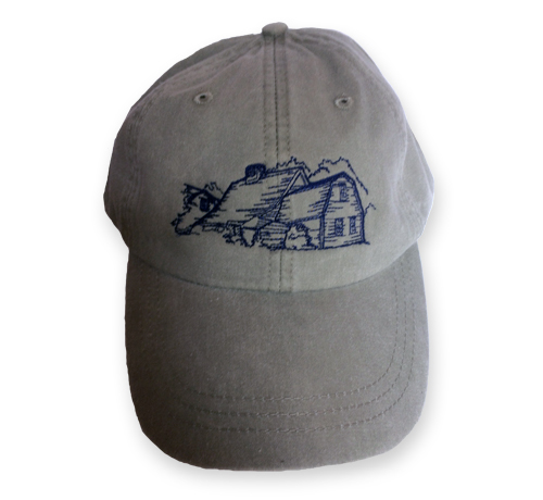 Fairbanks Baseball Cap Khaki