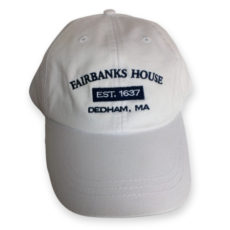 Fairbanks Baseball Cap White