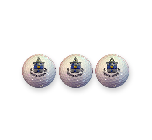 Fairbanks House - Golfballs