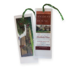 Fairbanks House - Bookmark